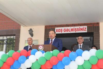 Bakı Dövlət Universitetində