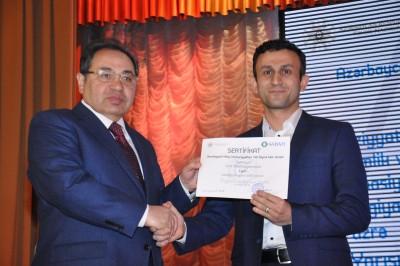 BDU-da SABAH qrupları Bilik yarışlarının mükafatlandırma mərasimi keçirilib