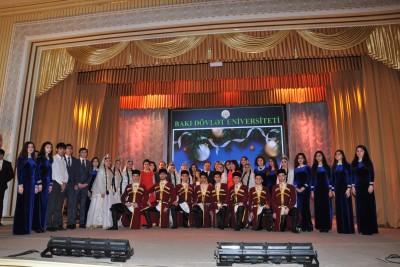 BDU-da Dünya Azərbaycanlılarının Həmrəylik Günü qeyd edilib