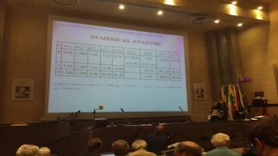 Fizika fakültəsinin əməkdaşları İtaliyada