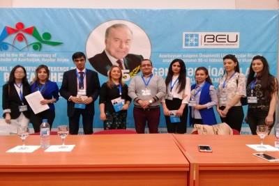 BDU-nun filoloqları Gənc Tədqiqatçıların II Beynəlxalq Elmi Konfransında