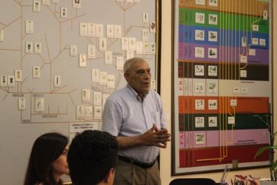 Biologiya fakültəsində elmi seminar keçirilib