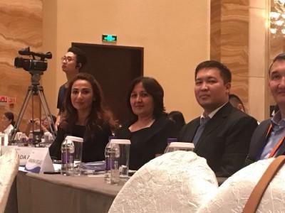 BDU nümayəndə heyəti Çində keçirilən Beynəlxalq Forumda iştirak edib